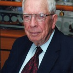 Professor Emeritus Ellery Peterson circa 2009
