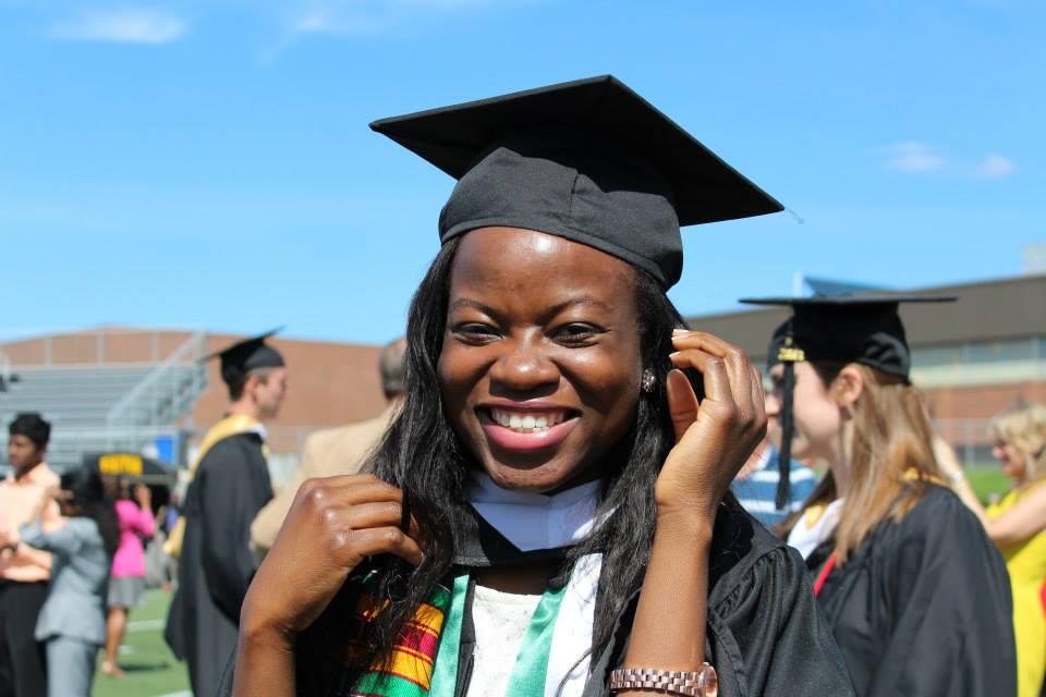 Zainab Jaji graduated from Gustavus in the spring of 2013 with a degree in biochemistry and molecular biology.