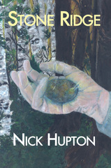 Hupton's third novel, Stone Ridge, will be released on Sept. 5.